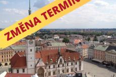 změna termínu Olomouc