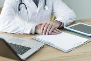 lékař dokument
