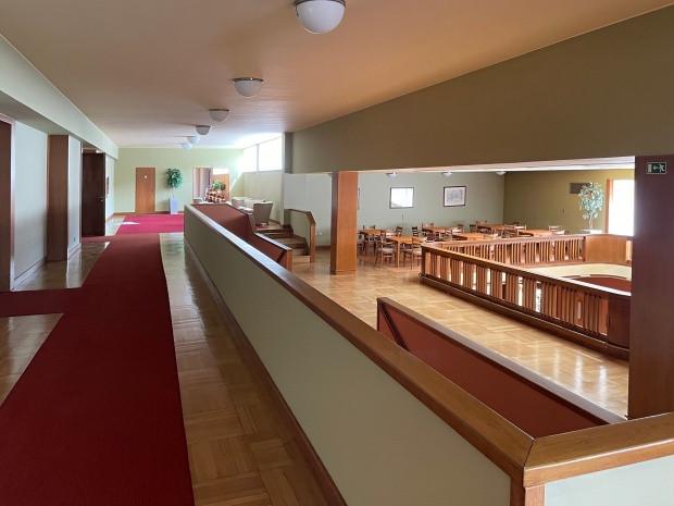 Luhačovice - Společenský dům interiér
