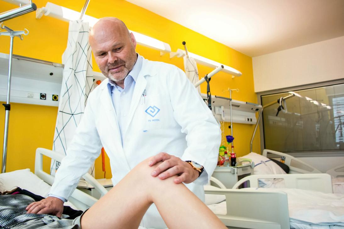 prof. PaeDr. Pavel Kolář Ph. D. (foto z FN Motol pro web SRFM)