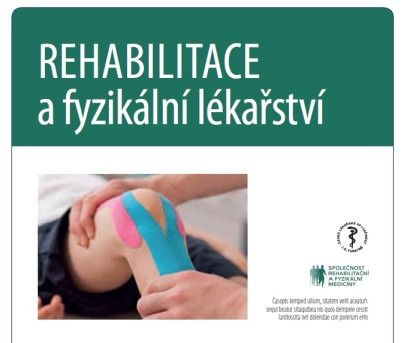 Rehabilitace a fyzikální lékařství časopis obálka